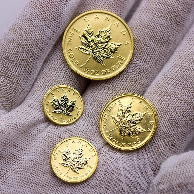 Fractional Or 1 Oz Gold Coins Which To