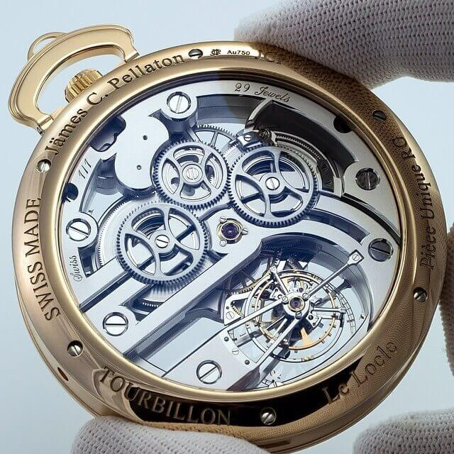 James_C_Pellaton_ tourbillon pocket watch display back